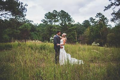 Audi & Keeley | Wedding at Loblolly Rise Plantation