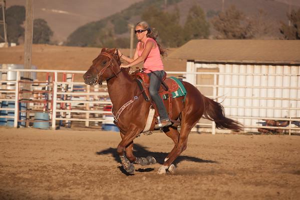 MCSP  Barrel Racing  ACBRA Practice