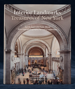 Interior Landmarks: Treasures of New York