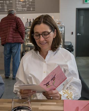 Linda's 58th Birthday at DeLuca's and Grand