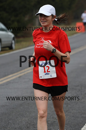 2009 Strawberry Plains Half Marathon and 10k