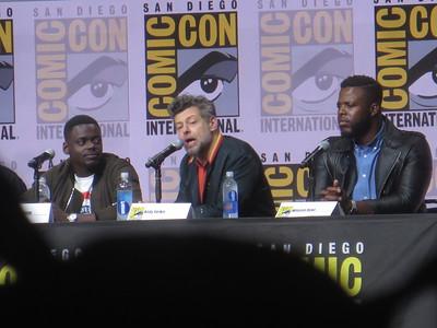 San Diego Comic-Con 2017 - Day 3