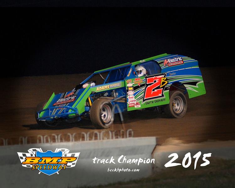 2015 Track Champion's