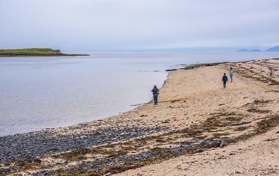 Scotland Day 2: Coral Beach, Skye