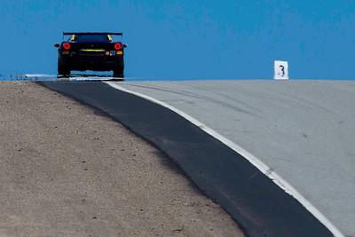 Ferrari Challenge Mazda Raceway Laguna Seca