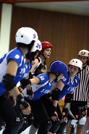 The Big O - I5 vs. Emerald City Reservoir Dolls