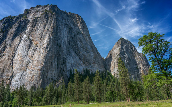 Hetch Hetchy Lake Yosemite CA