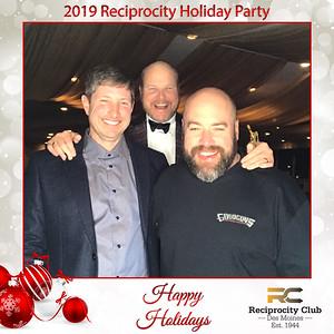 Reciprocity Holiday Party
