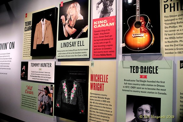 July 2019 - Homegrown Country Display At The National Music Centre