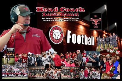 Coach Louis Daniel