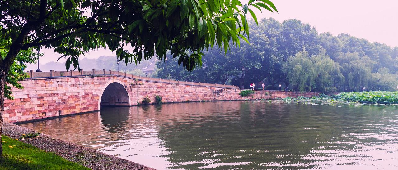 杭州西湖,秀丽湖色