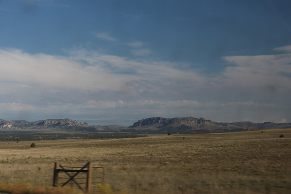 Vers Grand Canyon