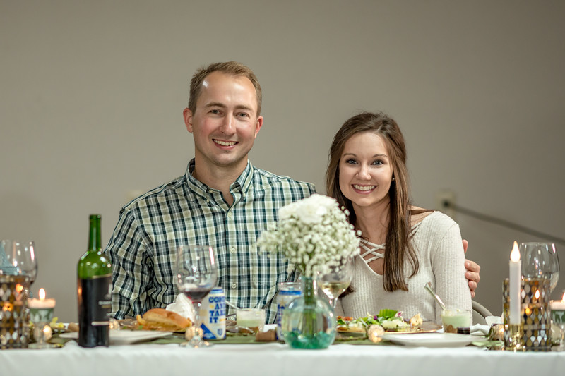 Wauters - Zidek Rehersal Dinner