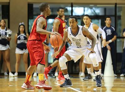 RICE Basketball vs St. Thomas