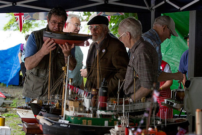 Model Boat Open Day 2012