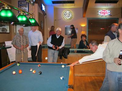 Leadership Council - Pool Tournament