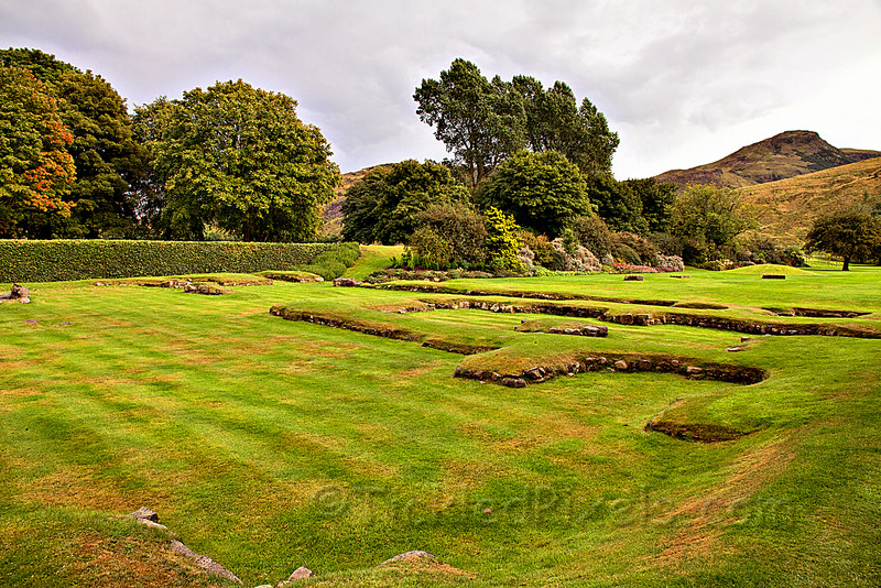 Holyrood Palace Grounds