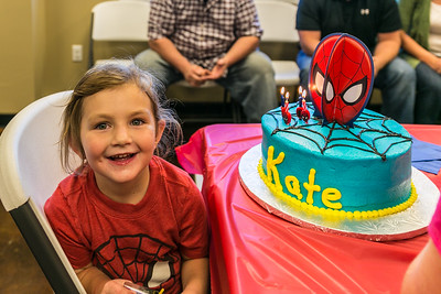 2016 - Kate Weber's 4th Birthday Party