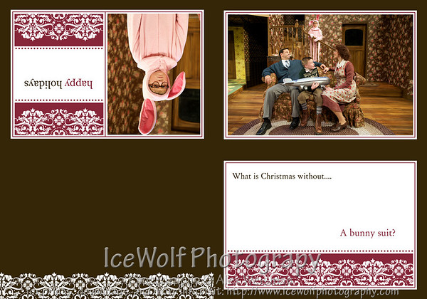 """A Christmas Story"" Holiday Cards"