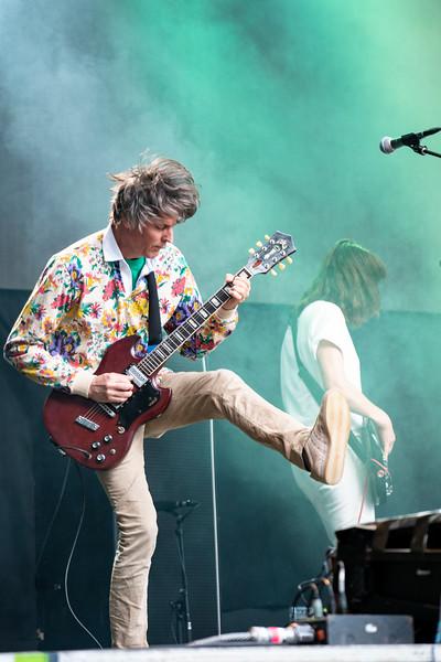 Stephen Malkmus & The Jicks, Bergenfest 2019