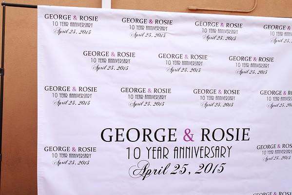George & Rosie