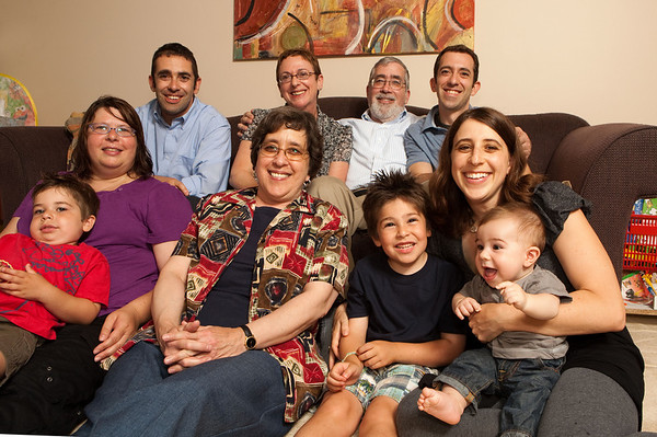 Gluck Family