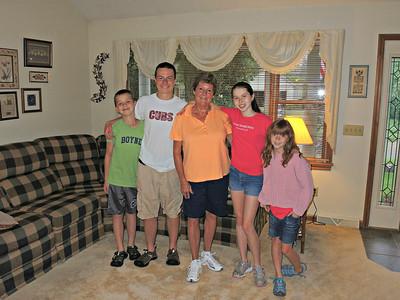 W Virginia Trip 8-2013