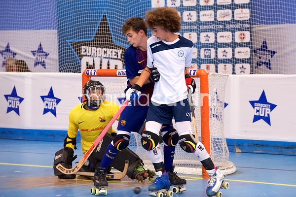 U17 Eurockey Cup 2017 - final 3rd/4th place