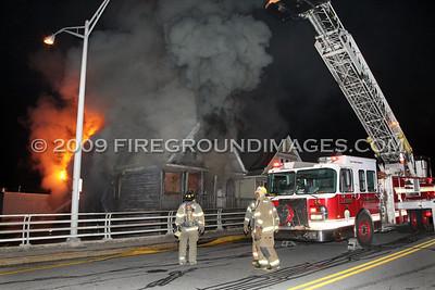 Bailey Ave. Fire (Buffalo, NY) 10/12/09