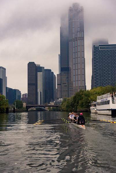2016 Chicago River Marathon