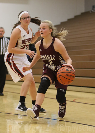 Winamac Girls Basketball 2018-2019
