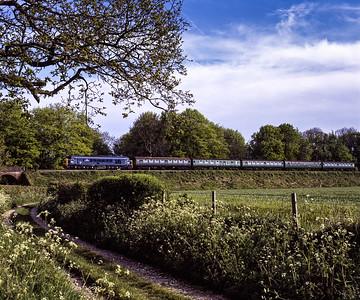 Mid-Hants Railway Diesel Gala: May 2005.