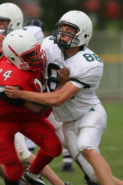 Sophomores vs. Proviso West (09.09.06)