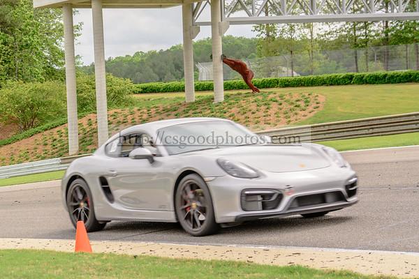 TM 18 Silver Cayman GTS