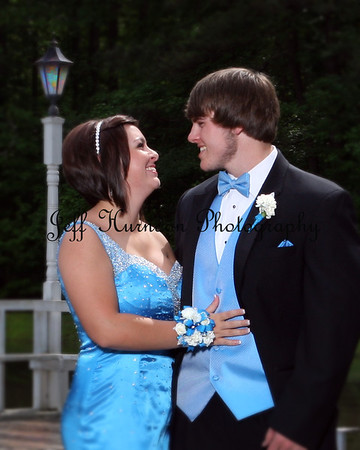 UGHS Prom McGarity and East Lake