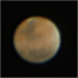 Mars - 28/3/2014 (Processed stack)