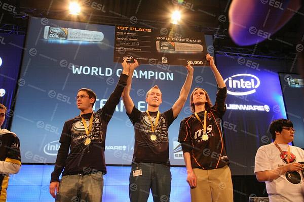 Intel Extreme Masters Cebit 2010