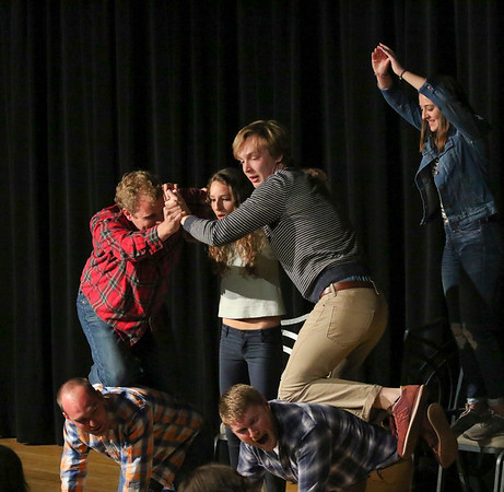 2017 Bellwether Improv Comedy Festival Night Two