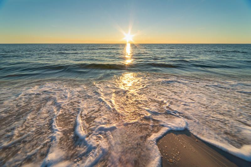 Cape San Blas Sunset Surf