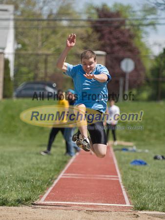 Long Jump - Ernie Mousseau Track Classic