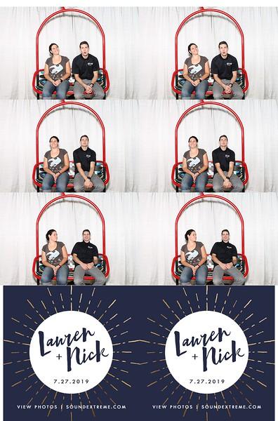Lauren & Nick 7/27/19
