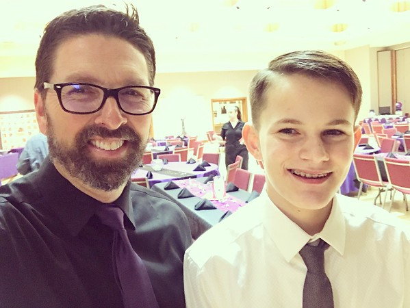 Nate Tochterman Bar Mitzvah | JANUARY 7TH, 2017