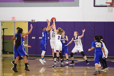 Denair High School Girls Varsity Basketball 2019