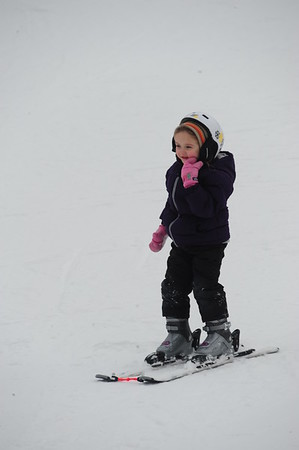 At the Ski Hill in Marquette