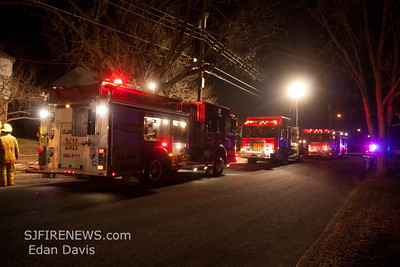 12-13-2011, All Hands Dwelling, Glassboro, Gloucester County, Overbrook Ave.