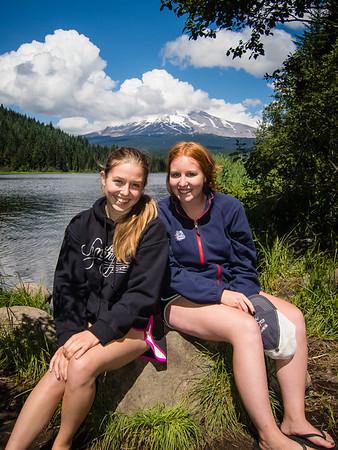 Trillium Lake 2013