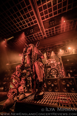Black Label Society at The Casino  Ballroom - NH