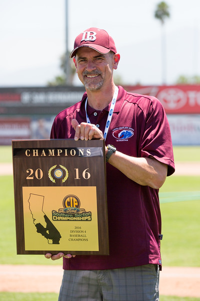 Athletic Director with plaque- CIF Championship game-3.jpg