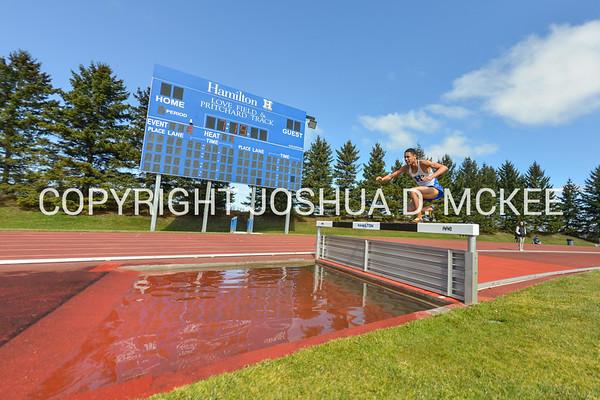 Hamilton College Track and Field Invitational 3-26-16