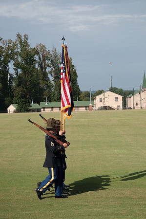 Fort Benning - Infantry Graduation